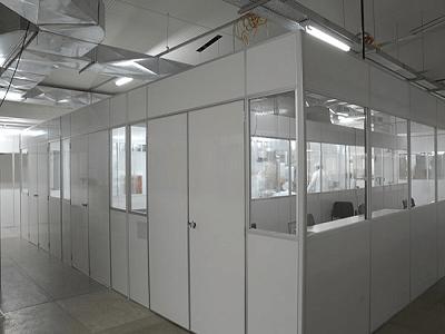 Forro Divisória PVC Alumínio